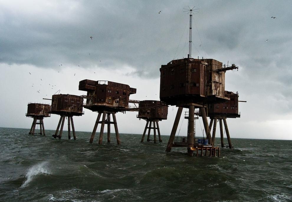 The 33 Most Beautiful Abandoned Places In The World 14 Самые красивые заброшенные места в мире