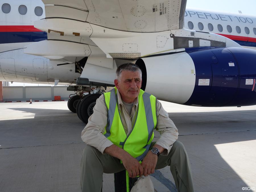 Sukhoi Superjet 100: о наземных и летных испытаниях от первого лица