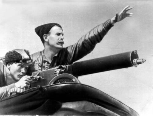 Чапаевец Жуков