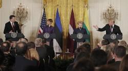Трамп выделит Прибалтике военную помощь на 170 миллионов