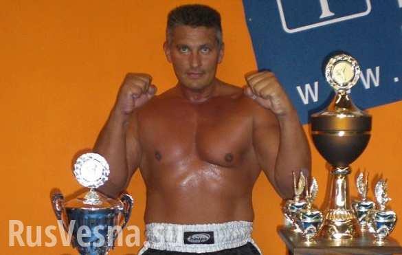 Герой Кельна: славянский кик-боксёр спас женщин в ночь изнасилований, избив толпу мигрантов (ФОТО)