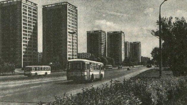 3. Ленинградское шоссе до и после, дороги, интересно, история, столица, тогда и сейчас, фото москвы