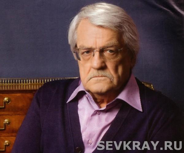 Кулагин Леонид Николаевич актёр, народный артист РСФСР
