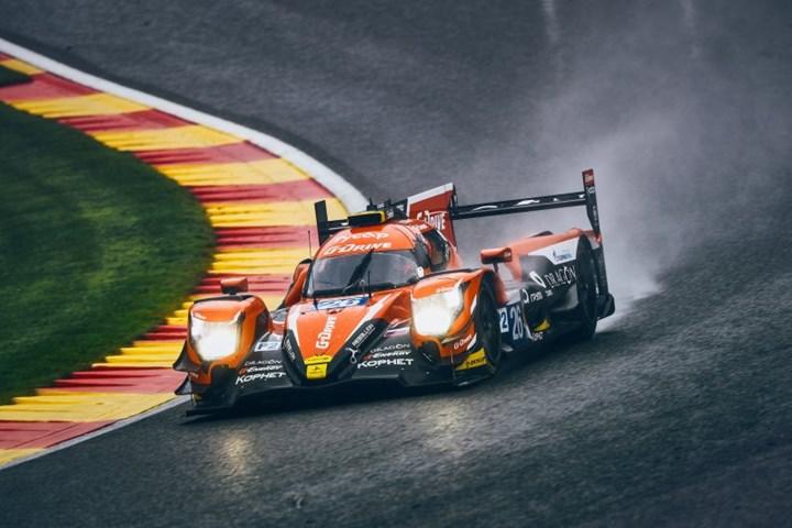 G-Drive Racing стала чемпионом ELMS по итогам этапа в Спа