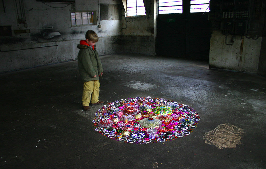 Сверкающие ковры