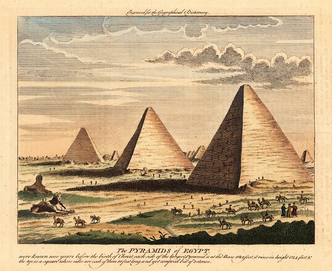 Вот оказывается зачем строили пирамиды