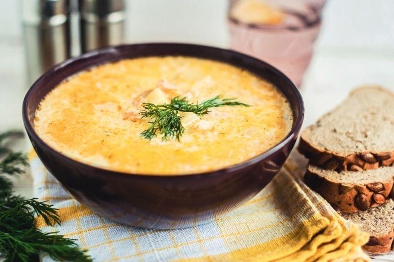 7 вкусных сливочных супчиков для зимних обедов