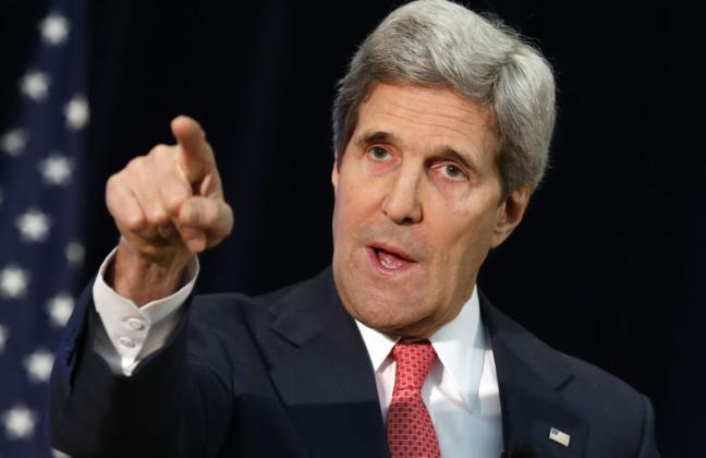 Джон Керри официально объявил виновных в гибели Боинга на Украине