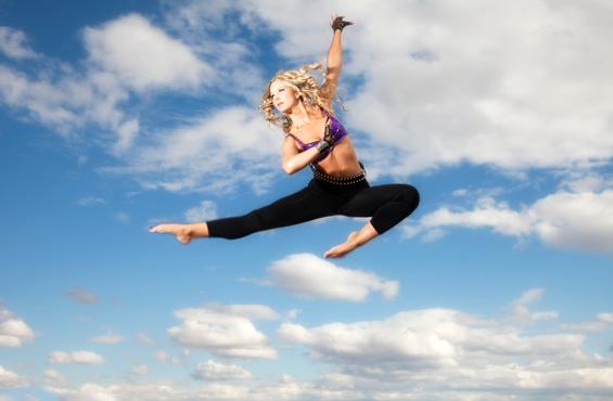 Как танцы меняют тело