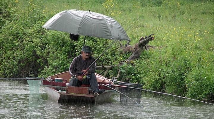 наихудший ветер для рыбалки