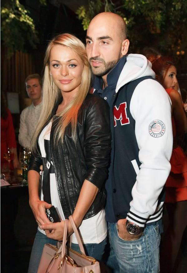 Анна хилькевич и антон покрепа свадьба фото