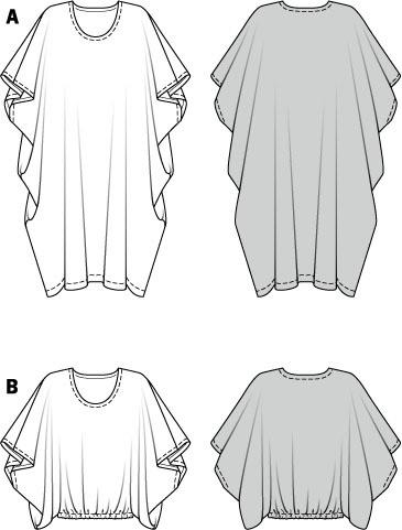 7ad36348265ed735c1bbb9ef33e81709 <u>бохо одежда выкройка</u> (365x481, 61Kb)