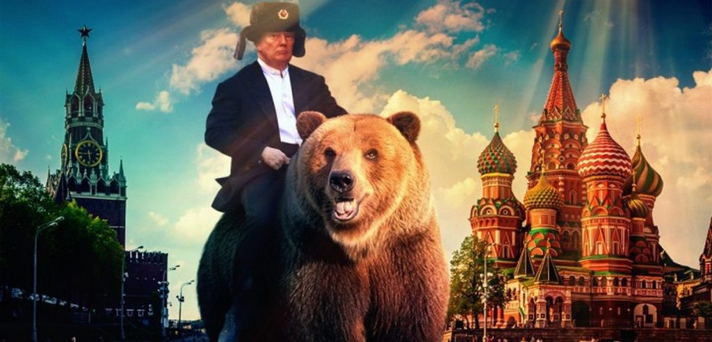 Неуместная встреча: возвращение Трампа в Россию. Андрей Бабицкий