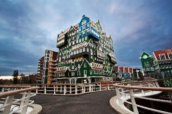 12 самых необычных отелей мира