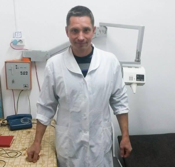 Рентгенолог вернул к жизни утонувшую девочку (1 фото)