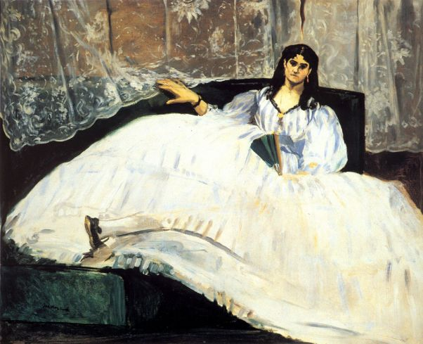Портрет Жанны Дюваль