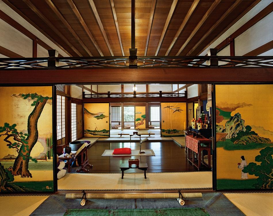Подавляющее спокойствие буддийских храмов Киото