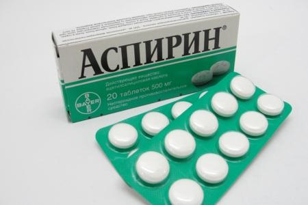 Чем опасен аспирин?