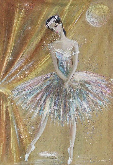 Логинова Светлана. Балерина