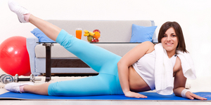 Фитнес после работы: 5 упражнений