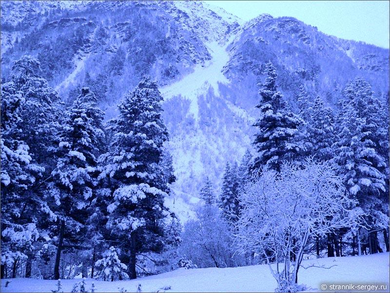 Одно из самых красивых мест  Кавказа