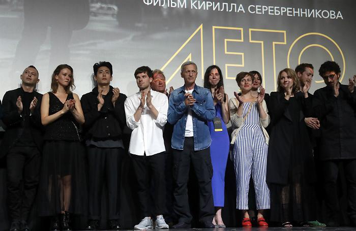 Яна Троянова: «Лето» Серебренникова — картина о внутренней свободе