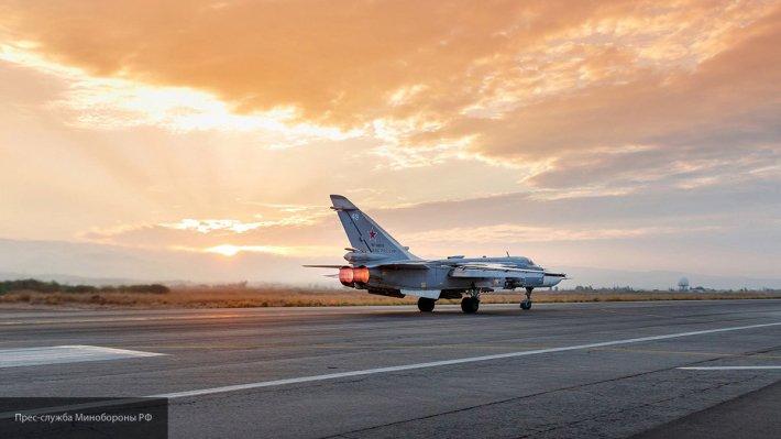 ВКС РФ здесь и сейчас: раскрыт ресурс русских самолетов в Сирии