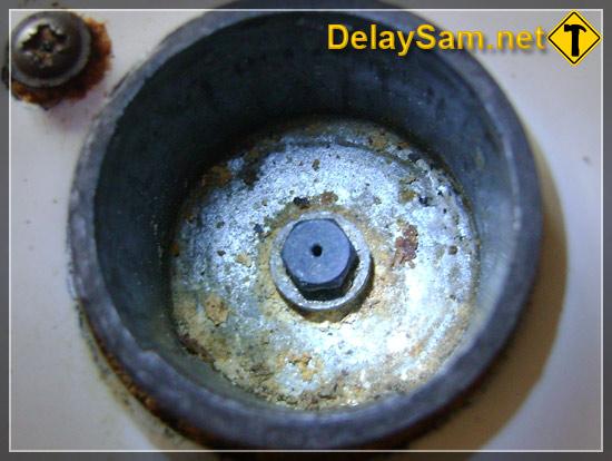 Как почистить газовую конфорку. в домашних условиях