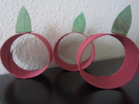 Поделки из рулонов от туалетной бумаги