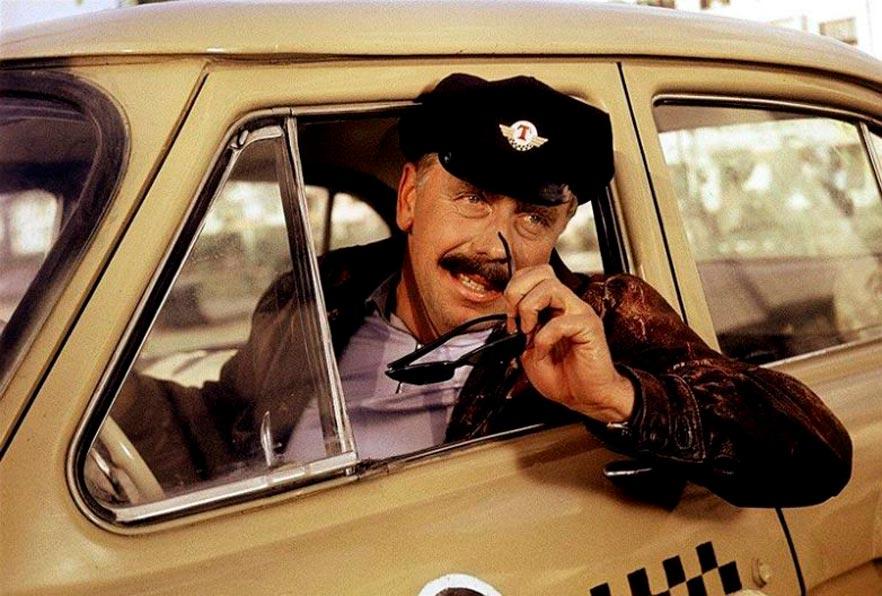 Таксистская мафия: как облап…