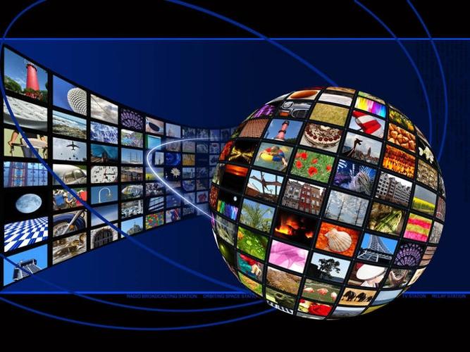 Киев массово устанавливает спутниковые антенны для российских каналов