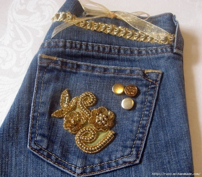 Модные сумки из старых джинсов (40) (700x614, 346Kb)