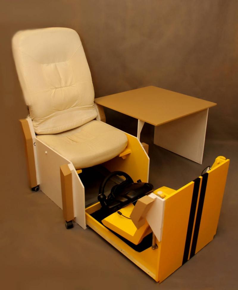 Как сделать кресло для компьютера своими руками