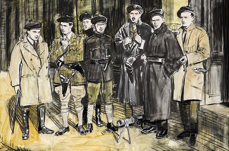 Запугивание по-джентльменски англия, ирландия, история