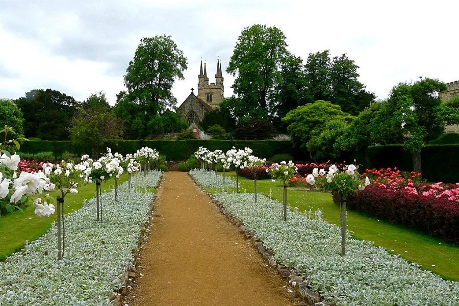 Сады поместья Пенсхерст (Penshurst Place & Gardens) Великобритания