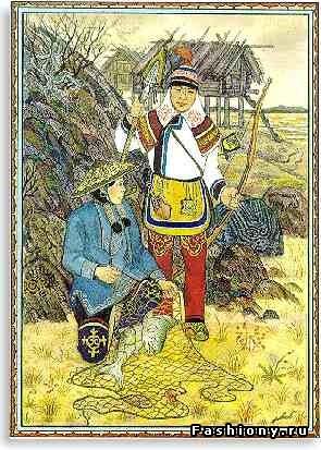 История и происхождение монголов из китайских источников.