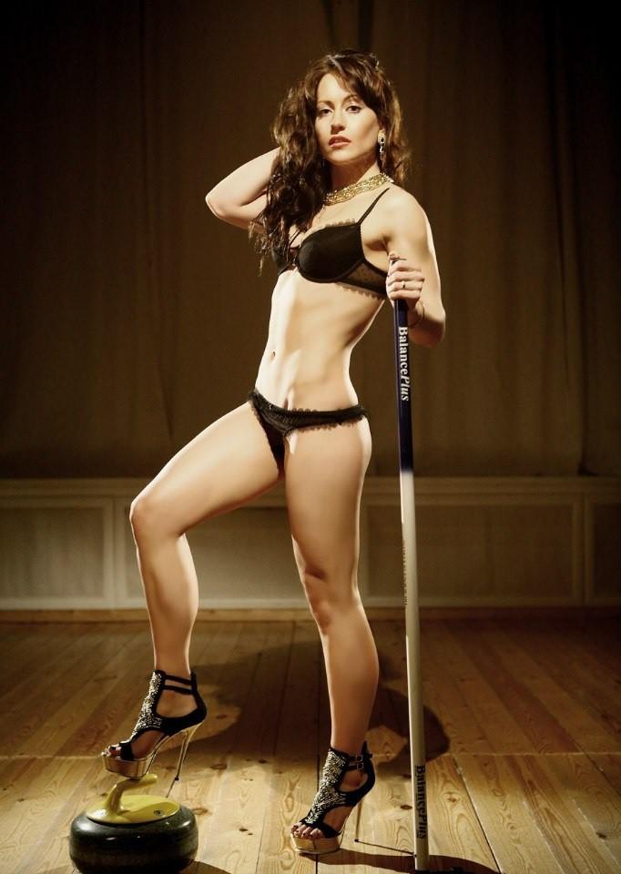 Чулках порно, фото сексуальных девушек спортивных