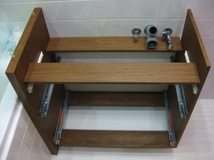 Сделать тумбу для ванны своими руками 11