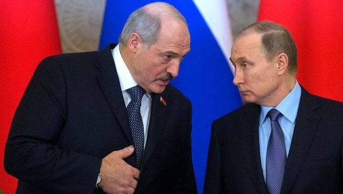 Путин подвел первые итоги встречи с Лукашенко: Пора расставить точки над i