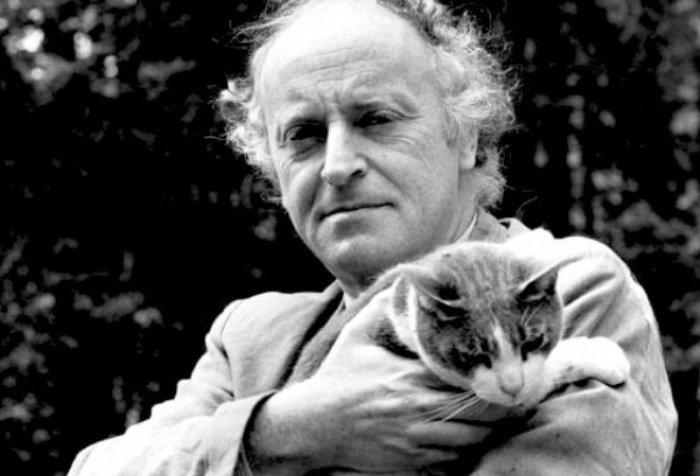 Стихотворение Иосифа Бродского про некрасивого кота