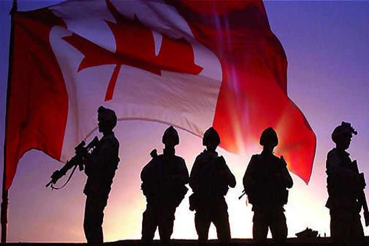 В Канаде наградили ветеранов…