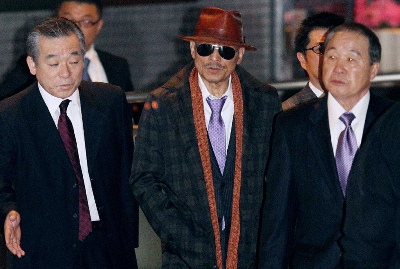 Япония готовится к гангстерским войнам