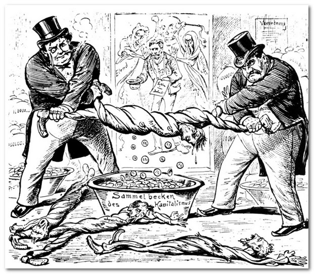 Современный механизмы принуждающие человека стать рабом