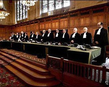 международный уголовный суд в гааге - Самое интересное в блогах