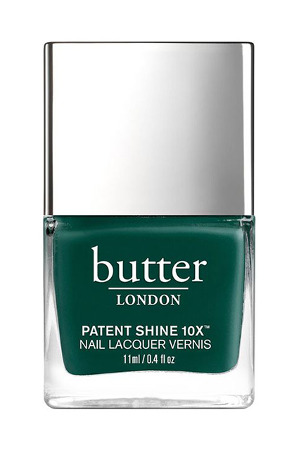 Лак Patent Shine 10X Nail Lacquer в оттенке Across The Pond, Butter London