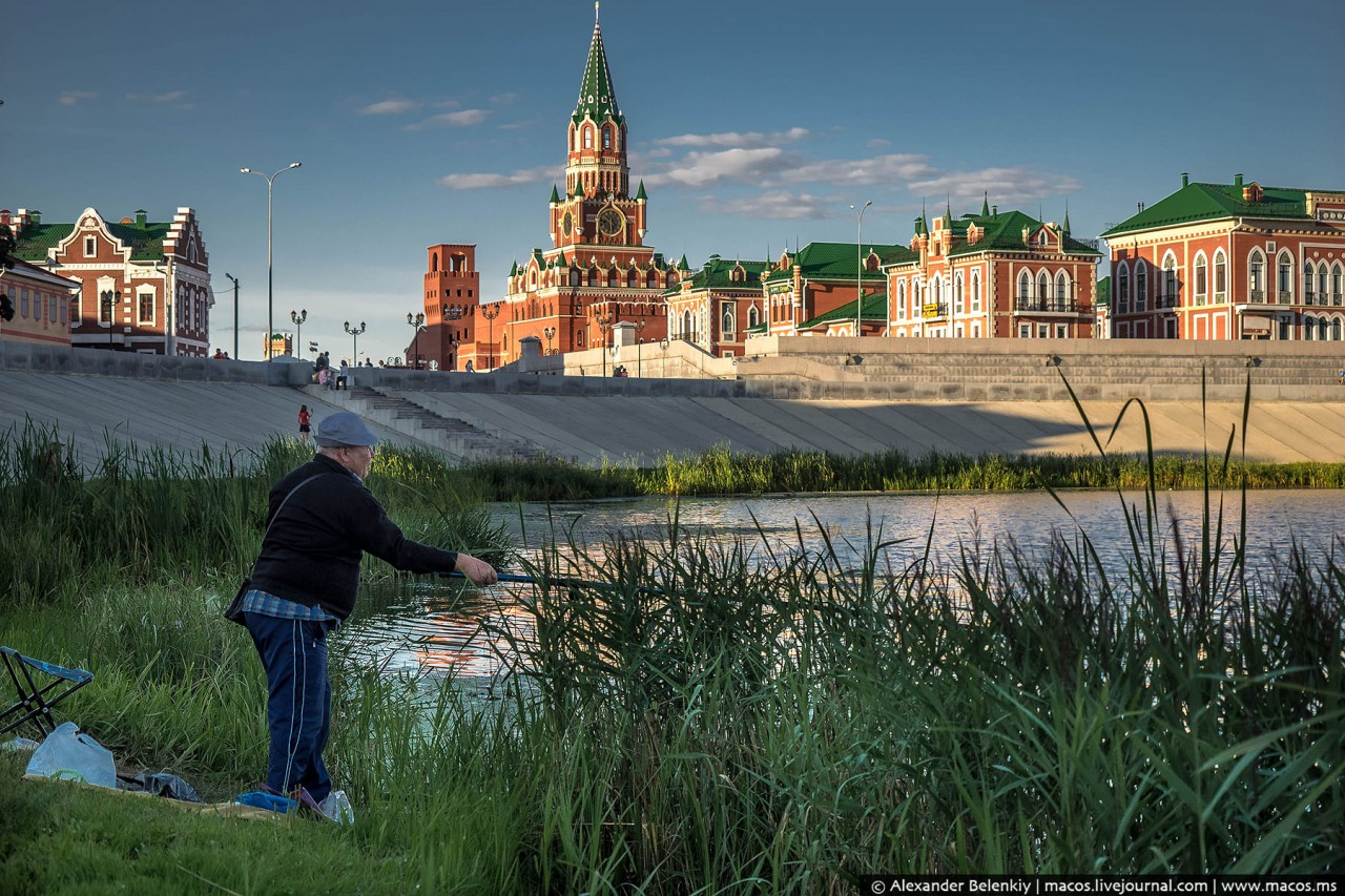 Йошкар-кошмар: самая безвкусная достопримечательность России