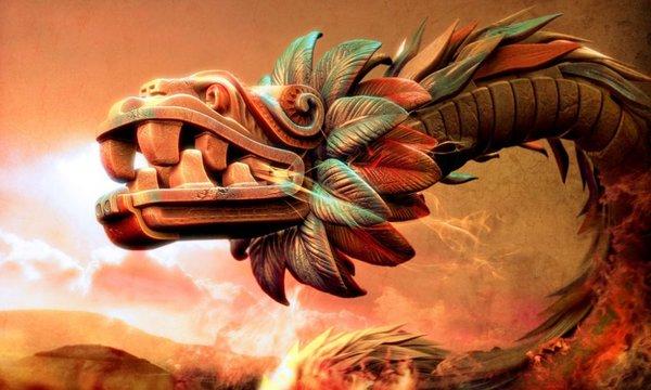 Хинаметзинские гиганты Ацтекской мифологии-строители пирамиды Чолула и Теотиуакан