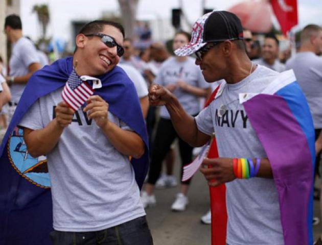 Фото американских геев
