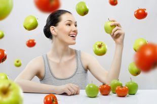 Свежие овощи и фрукты помогают улучшить настроение