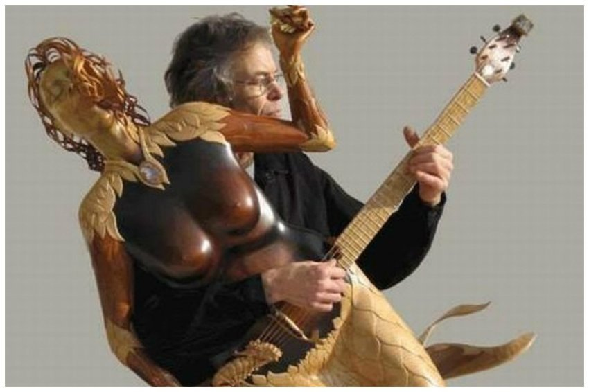 Сумасшедшие гитары для сумас…